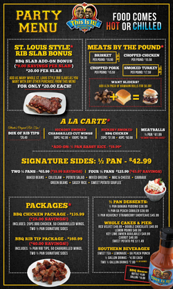 Stonecrest - Online Ordering & Catering - This Is It! BBQ